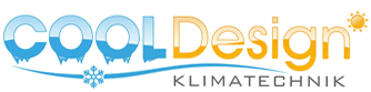COOL Design Klimatechnik GmbH - Logo